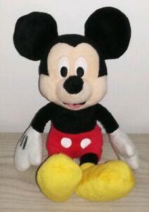 Peluche Topolino 15 cm pupazzo originale Disney Mickey Mouse plush