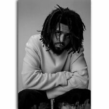 30 24x36 Poster J Cole Hip Hop K.O.D Cover KOD 2018 Rap Music Album T-1323