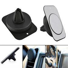 2x Lüfter Magnet Halterung Lüftung Auto KFZ Halter magnetisch Smartphone Handy