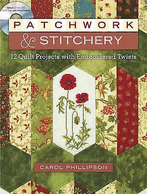1 of 1 - Patchwork & Stitchery! by Carol Phillipson (Paperback, 2010)