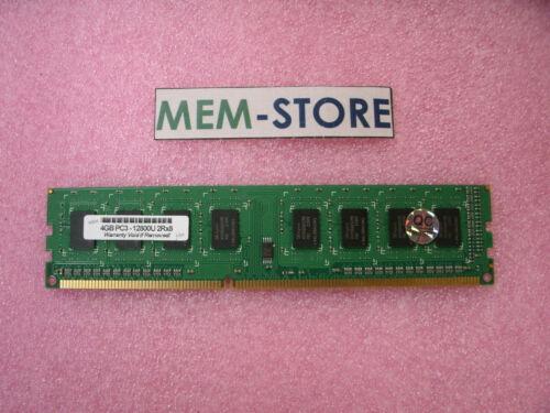 0A65729 4GB PC3-12800 UDimm Memory ThinkCentre M72e M78 M82 M92 Small//Tower M93