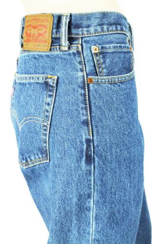 Levi Hommes X Strauss Levis Light Bleu Coupe Jeans 505 40 Nouveau Normale Wash 30 wE7dt1