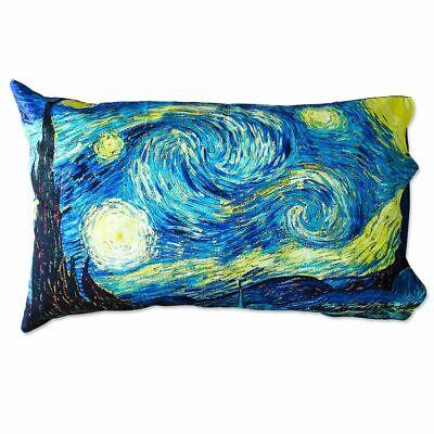 Coppia Federe Per Guanciale La Notte Stellata Van Gogh I Love Sleeping Stampa... Vendendo Bene In Tutto Il Mondo