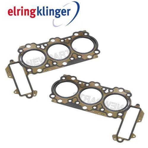 For Porsche 911 Pair Set of Front Left /& Right Head Gasket OEM Erling Klinger