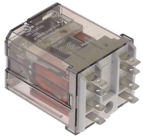 8 2co 16a 230v ac 16a Finder 62.32.8.230.0000 relés de potencia puerto f4