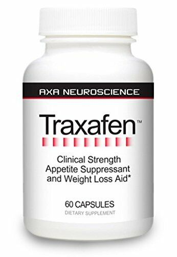 Traxafen - Powerful Appetite Suppressant and Fat Burner. Lose Weight Quickly! 2
