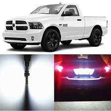 Alla Lighting License Plate Light 168 194 White LED Bulb for 06~14 Dodge Charger