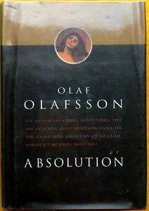 Absolution-by-Olaf-Olafsson-FREE-AUS-POST-ex-library-hardcover-with-dust-jacket