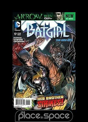 BATGIRL, VOL. 4 #17 - DEATH OF THE FAMILY