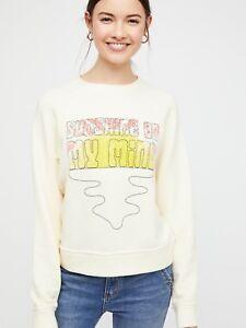 på Cosmo Ivory mit Nye Sweatshirt S Sz mennesker Pullover sind Solskin gratis aqxYwSTn7C