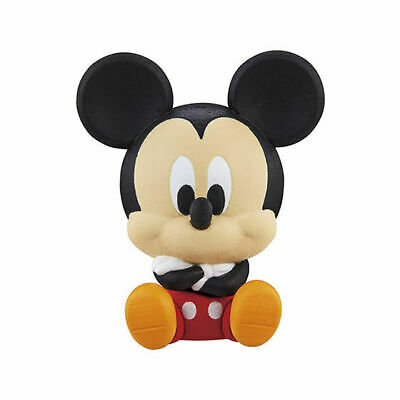 Disney Friends Figure Clip Bandai Gashapon Pluto Dog