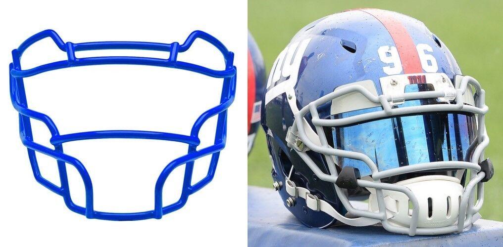 Schutt Vengeance V-ROPO-PR Adult Varsity Football Helmet Facemask ROYAL blueE