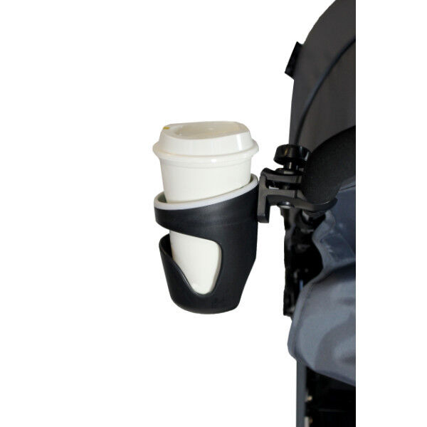 Baby Pushchair & Stroller Cup Holder Universal Drinks Tray Travel Bottle Support