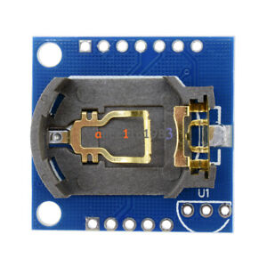 Arduino-I2C-RTC-DS1307-AT24C32-Real-Time-Clock-Module-For-AVR-ARM-PIC-SMD