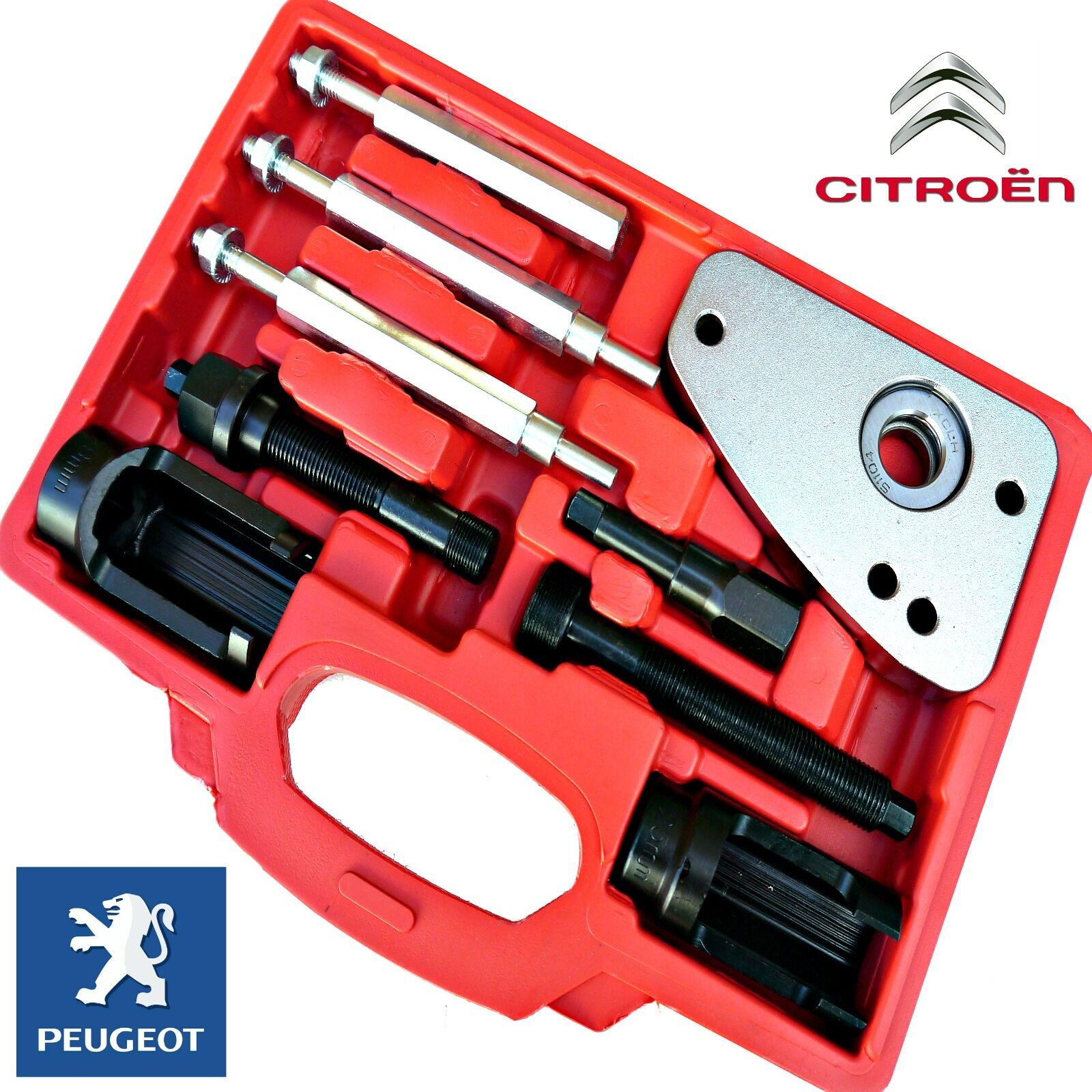 Vw 1600 Engine Removal: Citroen Diesel Injector Puller Extractor Remover 2.0 2