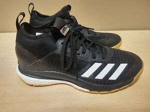 Mid Volleyball Shoe Black