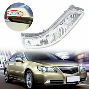 Left Side Mirror Rearview LED Turn Signal Light Lamp for 2005-2012 Acura RL