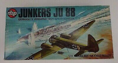 Model Maker 1//72 JUNKERS Ju-88 German WWII Bomber Paint Mask Set Hobby Boss