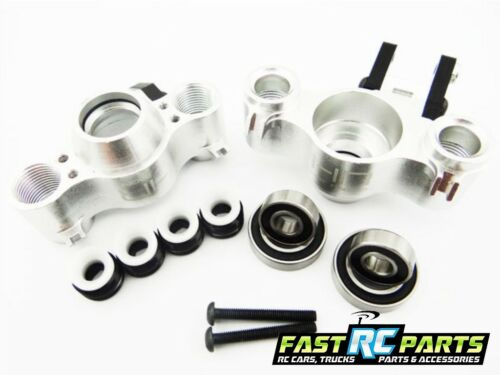 Traxxas E Revo Emaxx Revo Summit Aluminum Steering Knuckles RVO21XG08