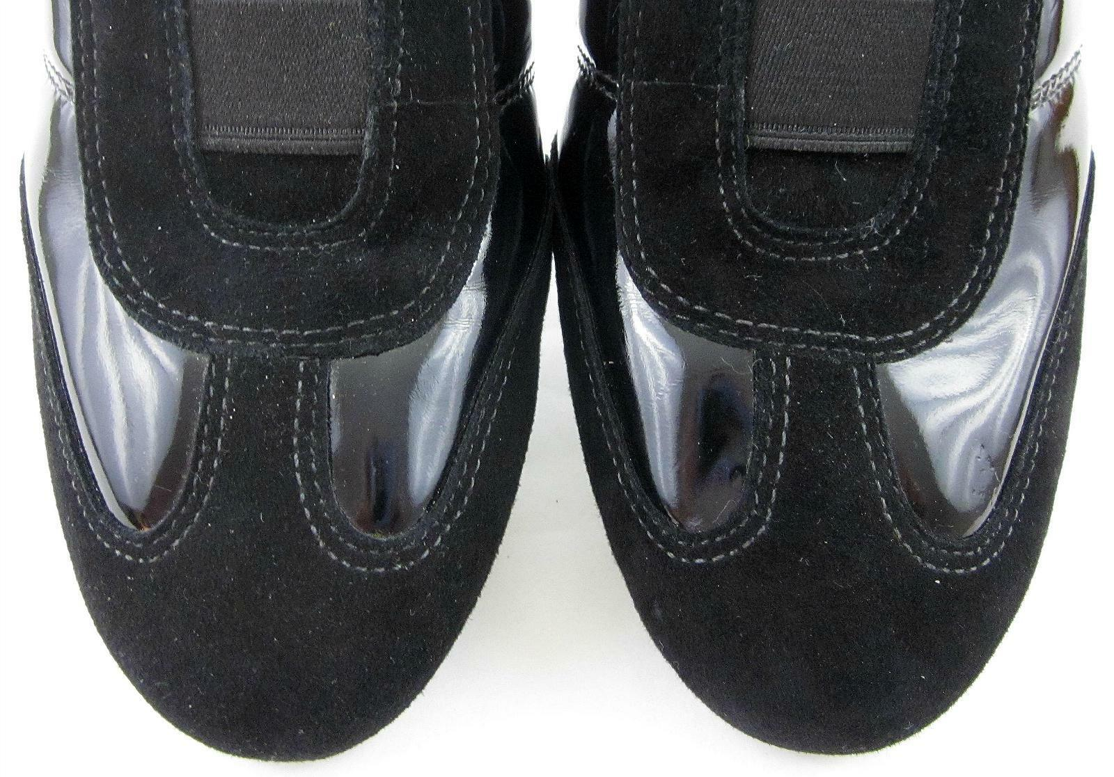 NEW  Cole Haan Air 'Zanna' Mule Clogs Black Black Black Leather Sz 6B 4b737f