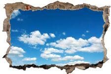 Pferd Wolken Himmel Wandtattoo Wandsticker Wandaufkleber R0472