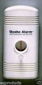 Get Early Warning of Impending Earthquake! Buy Original Quake Alarm! Free Ship!