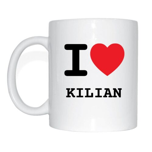 I LOVE Kilian tasse de café tasse