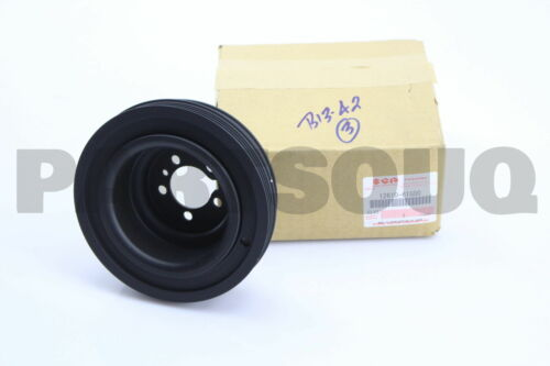 CRANK SHAFT 12610-61G00 1261061G00 Genuine Suzuki PULLEY