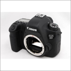 #Cod Paypal Canon EOS 6D Body DSLR Camera Brand New With Shop Jeptall