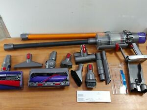 Dyson-SV12-Cyclone-V10-Motorhead-Stick-Vacuum-Cleaner-with-Attachments-and-Dock