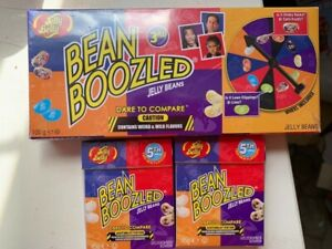 Jelly-Belly-Bean-Boozled-Spiel-Gluecksrad-Beans-Bertie-Botts-2-Nachfueller-5th