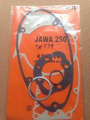 JAWA 250 TYPE 559 GASKET SET!!!