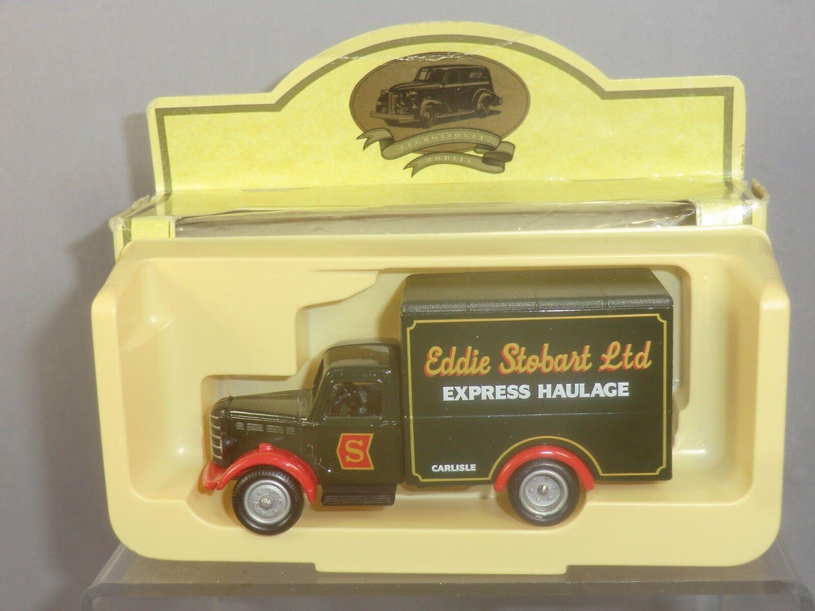 Lledo Promocional Modelo No.LP59 Bedford 30CWT Eddie Stobart Ltd Ed. MIB