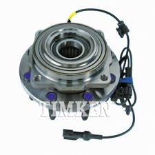 Wheel Bearing and Hub Assembly Front Timken SP940200