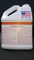 Citrus Liquid Drain Cleaner Grease Trap Cleaner Patriot Chemical Sales 1 Gal