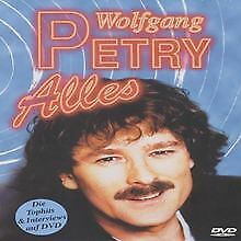 Wolfgang Petry - Alles | DVD | Zustand akzeptabel