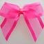 Organza Ribbon Bows-Self Adhesive-4.5cm-Pack 12 15mm Satin Edge Organza Ribbon