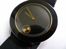 MOVADO Men's Watch Bold Model MB.01.1.29.6146 BRONZE hands LARGE size 44mm