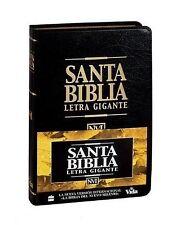NVI Santa Biblia Letra Gigante by Zondervan Staff (2002, Hardcover, Large Type)