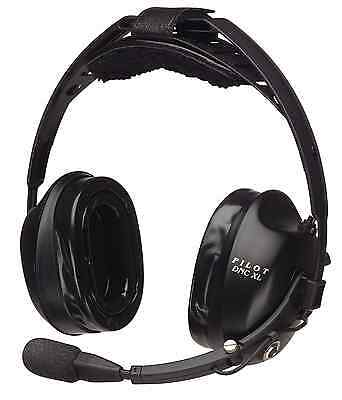 New Pilot PA 1779TB Aviation ANR CellSatellite Bose Connector Headset | eBay
