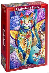 Castorland Puzzle Feline Fiesta (1500 pieces) C-151448