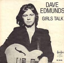 "DAVE EDMUNDS - Girls Talk (1979 VINYL SINGLE 7"" DUTCH PS)"