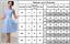 Damen Spitze Abendkleid Brautjungfer Minikleid Party Cocktailkleid Ballkleid 42