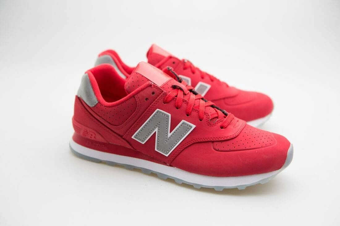 New Balance Uomo Synthetic 574 Synthetic Uomo ML574SYD red ML574SYD 6bab56