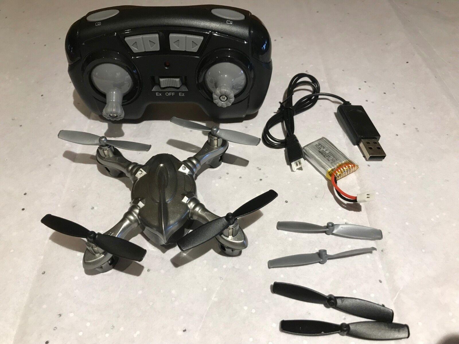 Lote de 5 Topógrafo Cámara drone Radioshack reformado-no hay devoluciones-Probado