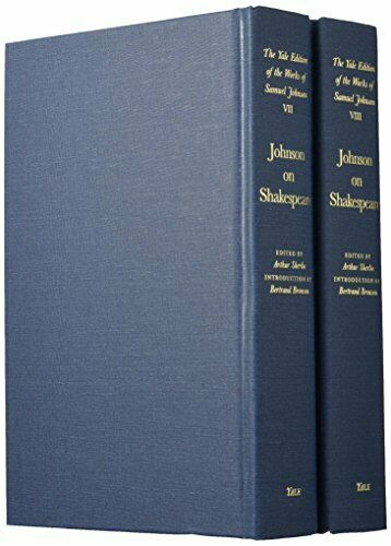 Yale Edition of the Works of Samuel Johnson (Th, Sherbo+=