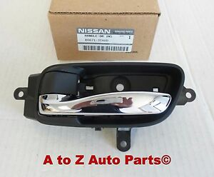 NEW 2013-2015 Nissan Altima, Pathfinder Driver Interior Door ...