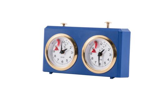Blue BHB Special Mechanical Chess Clock