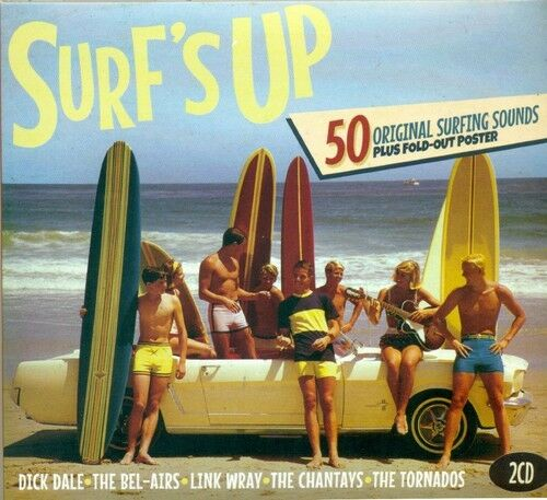 Various Artists - Surfs Up / Various [New CD] Canada - Import