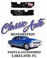 67-69 Camaro Rh & Lh Floor Seat Support Fp01-67rbr / L